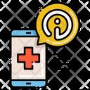 Health Information Healthcare Information Icon