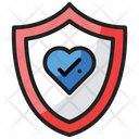 Safety Health Insurance Health Protection Icon