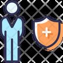 Health Insurance Life Insurance Medical Insurance Icon