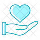 Health Insurance Heart Icon