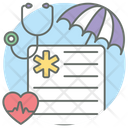 Health Insurance Medical Insurance Insurance File Icon