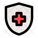 Protect Medical Insurance Health Insurance Icon