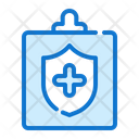Insurance Computer Security Icon