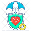 Medical Policy Health Insurance Health Guarantee Icon