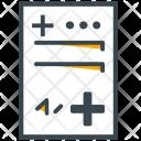 Health Insurance Bill Icon