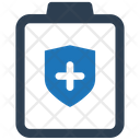Health Insurance Medical Insurance Policy Icon