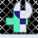 Health Maintenance Icon