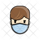 Health Mask Mask Protection Icon