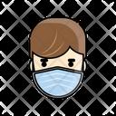 Health mask Icon