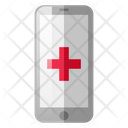 Health Mobile Apps Health Conversation Doctor Icon