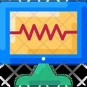 Health Monitoring Icon