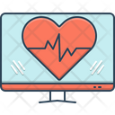 Health Monitoring Icon
