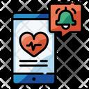 Health Notification Icon