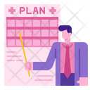 Health Plan Icon