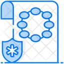 Health Planning Medical File Patient Document Icon