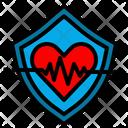 Shield Life Insurance Icon