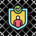 Health Protection Icon