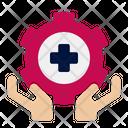 Health Protocols Health Teacher Health Report Icon
