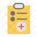 Health Report Medical Report Medical Icon
