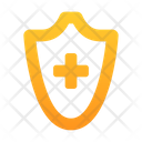 Health Security Health Protection Health Insurance Icon