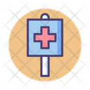 Health Sign Icon