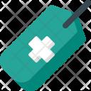 Health Tag Icon