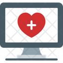 Health Website Hospital Website Clinic Website Icon