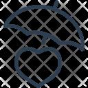 Healthcare Heart Insurance Icon