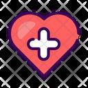 Health Healthy Heart Icon