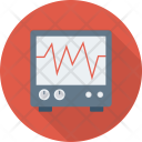Healthcare Monitor Health Icon