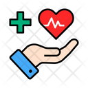 Life Heart Donate Hospital Heart Donate Icon