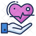 Health Insurance Heart Icon