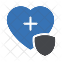 Life Heart Secure Icon