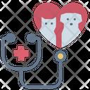 Healthcare Veterinary Clinic Icon