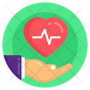 Medical Care Heart Care Healthcare Icon