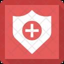 Healthcare Shield Medical Icon