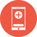 Healthcare Mobile Medical Icon