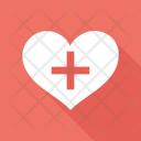 Healthcare Heart Love Icon