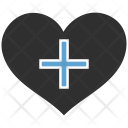 Healthcare Heart Love Icon