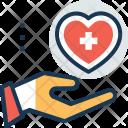 Healthcare Service Provider Icon