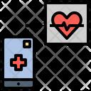 Heart Rate Sensor Icon
