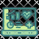 Healthcare Software Icon
