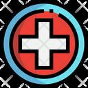 Healthcare Symbol Medical Pharmacy Icon