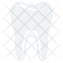 Healthy Teeth Human Icon