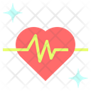 Healthy Strong Heart Icon