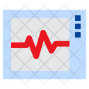 Healthy Heart Beat Icon