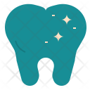 Healthy Tooth Clean Icon