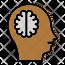 Healthy Brain Icon