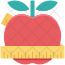 Healthy Diet Apple Healthy Food Icon