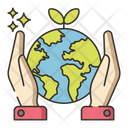 Healthy Earth Icon